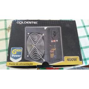 Fonte Goldentec G400 P
