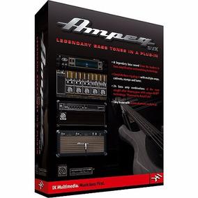Ampeg Svx Amplificador Bajo Vst 32/rtas Online!
