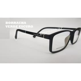 73af6bbd71f0b Armaçao De Oculos Feminino - Óculos Verde escuro no Mercado Livre Brasil
