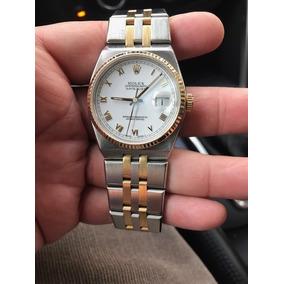 5435bb651a7 Oro Original Remato Avaluo Monte Piedad Rolex Datejust Acero - Reloj ...