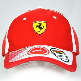 Ferrari Sebastian Vettel Formula One Gorra 100% Original 8047b1ac71c