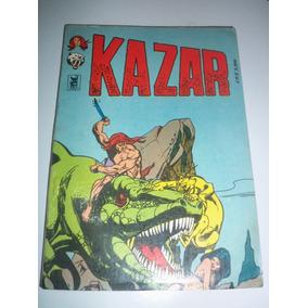 Ka-zar 3 (editora Paladino - 1973)