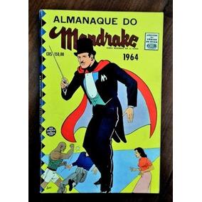 Almanaque Do Mandrake 1964 (rge) - Ótimo Estado