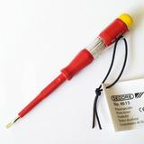 Chave De Fenda Teste Eletrica - Gedore 091871
