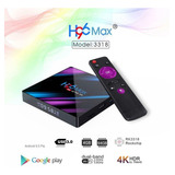 Oferta Tv Box H96 Max - 4gb Ram 64gb Rom - Android 9.0