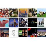 Colección De Cds Y Dvds Originales De Pink Floyd
