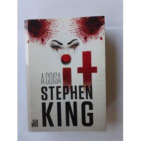 Livro A Coisa - Stephen King