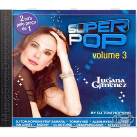cd superpop 2009 vol.2 luciana gimenez