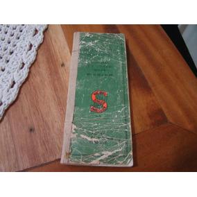 Manual Da Antiga Máquina De Costura Singer 15-88 E 15-89
