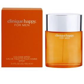 Perfume Original Happy Clinique Caballero .... 100% Original