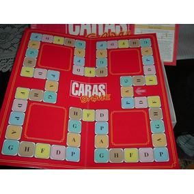 Juego De Memoria Caras Game Para Toda La Familia. Boedo.
