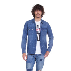 Camisa Masculina Jeans Levis Sawtooth Western 0c552a45928
