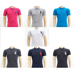 Camisa Polo Ralph Lauren - Frete Grátis . 7711f7645c2