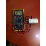 Capacitor Para Microondas Testeados Con Capacimetro Usados