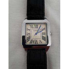 179cea9cfae Reloj Cartier Santos 100