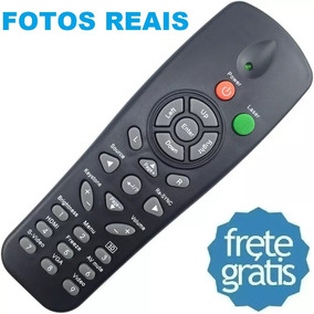 Controle Remoto Projetor Optoma S315 S316 S2010 S2015 Ts522