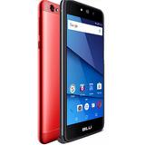 Smartphone Blu Grand Xl 5.5 Quad Core 8mpx Corpo Aluminiun