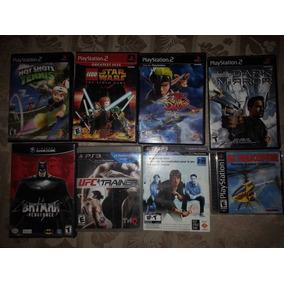 Juegos Y Accesorios Ps2, Ps3, Gamecube