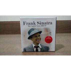 Frank Sinatra The Capitol Years 1953-62 - Box Com 12 Cds