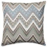 Pillow Perfect Cottage Throw Pillow, 18 Inch, Mineral