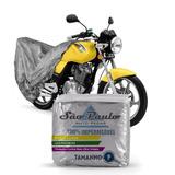 Capa Cobrir Moto Suzuki Burgman 125i Impermeável Proteção Uv