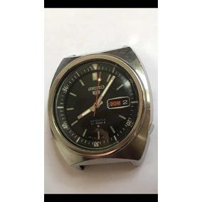b3e723e5741 Relogio Seiko 5 6119 Automatico Antigo - Relógios no Mercado Livre ...