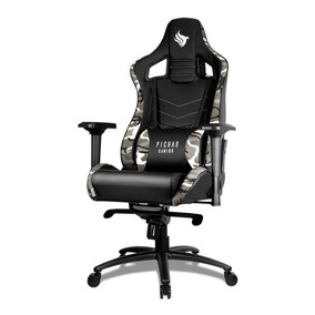 Cadeira Pichau Gaming Bukhara Arctic Camo Edition