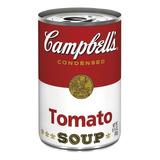 1 Sopa Americana De Tomate Campbell´s 305g