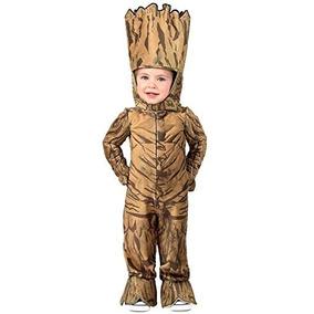 Marvel Disfraz Baby Groot Guardianes De La Galaxia Niñito