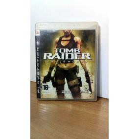 Tomb Raider Underworld Ps3 Seminovo