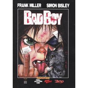 Bad Boy - Frank Miller / Simon Bisley - Nuevo!!!