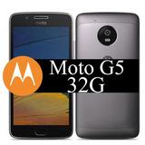 Celular Moto G5 32g Dual Chip Android 7.0 Cam 13mp 4g Lte