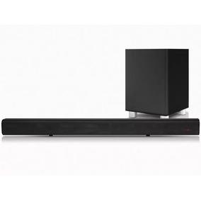 Soundbar Pure Acoustics Sbw 285 Bluetooth Melhor Que Jbl 2.1