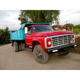 Motor Ford 6.6 Y 7.8 Diesel Vehicular.