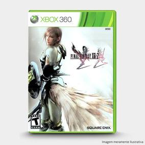 Final Fantasy Xiii-2 -: Original Xbox 360 Novo