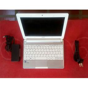 Mini Laptop Acer Aspire Semi-gamer + 2gb Ram Ddr3 + 320 Dd