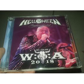 Helloween Cd Duplo Live Wacken Open Air 2018 Soundboard