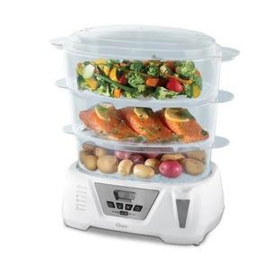 Vaporera De Alimentos Oster® Digital Ckstst7712-053