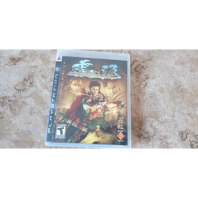 Genji Days Of The Blade Original Para Playstation 3
