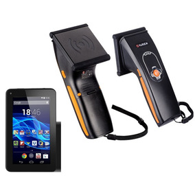 Leitor Rfid Uhf 900mhz Bluetoot | Tablet | Software Android