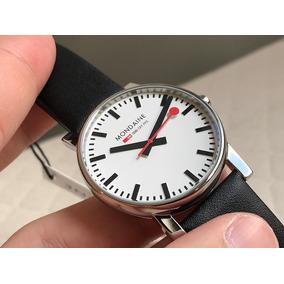Relógio Mondaine Railways Evo Gents 38 A660.30344.11sbb