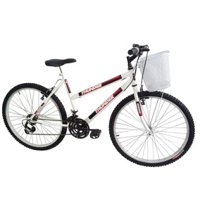 Bicicleta Track Bikes Aro 26 Thunder 18v - Semi Nova