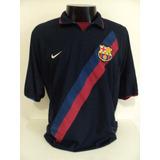 c1673ae639 Camisa Barcelona 2003 04 no Mercado Livre Brasil