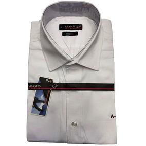9382187462bcd Camisa Social Aramis Branca So Homem - Camisas no Mercado Livre Brasil