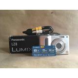 Cámara Panasonic Lumix Dmc-lz8