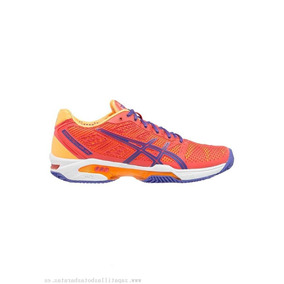 Tenis Asics Gel Solution Speed Mujer Oferta Tennis
