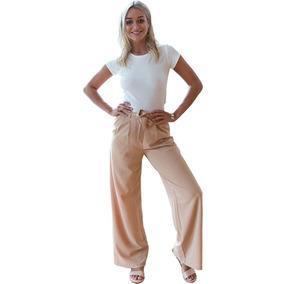 Pantalones Tiro Alto Anchos - Mujer en Mercado Libre Chile 7c59cb2edb0f