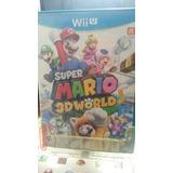 ** Super Mario 3d World Para Tu Nintendo Wii U **