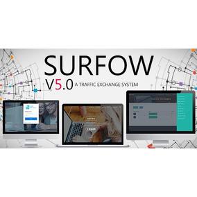 Surfow V5.0 - Traffic Exchange System 5.0