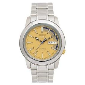 b11564826ee4 Reloj Amarillo Hombre - Relojes Seiko de Hombres en RM ...